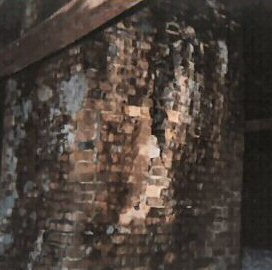 chimney bulge